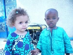 Lily et Ibrahim